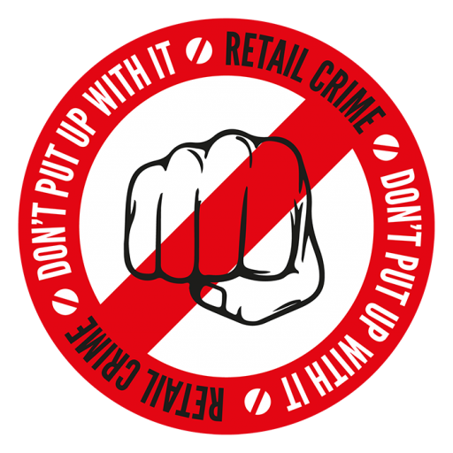 Dont put up with it logo